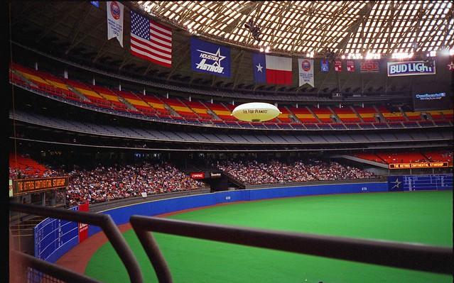 1992 Houston Astrodome