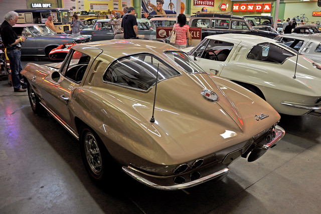 63 Corvettes