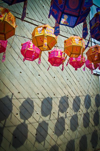 Buddhist Lantern Festival Seoul