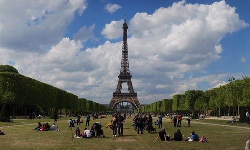 Eiffel Tower | by paul cripps