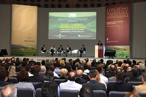 San Patrignano ospita il 69° congresso nazionale di Assoenologi