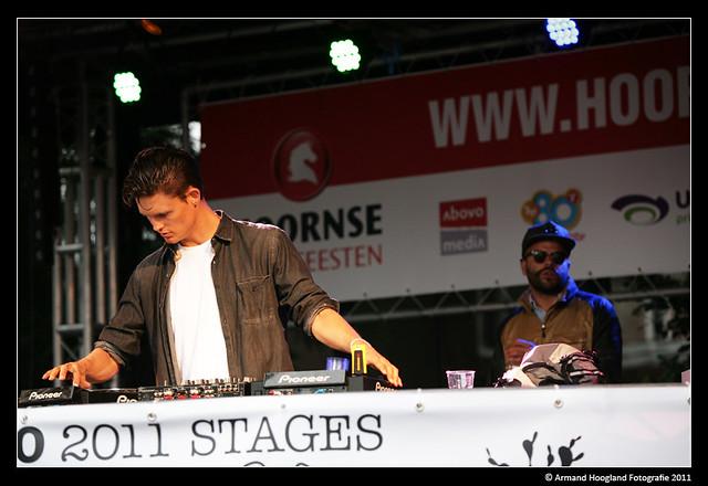 The Flexican & Sef @ Hoornse Stadsfeesten 2011