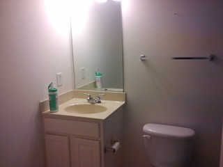 Downstairs Bathroom Renovation: Before | by b4ssm4st3r