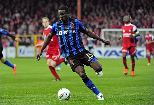 Kortrijk - Club Brugge (8 april 2012)