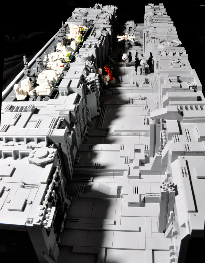Death Star Trench |