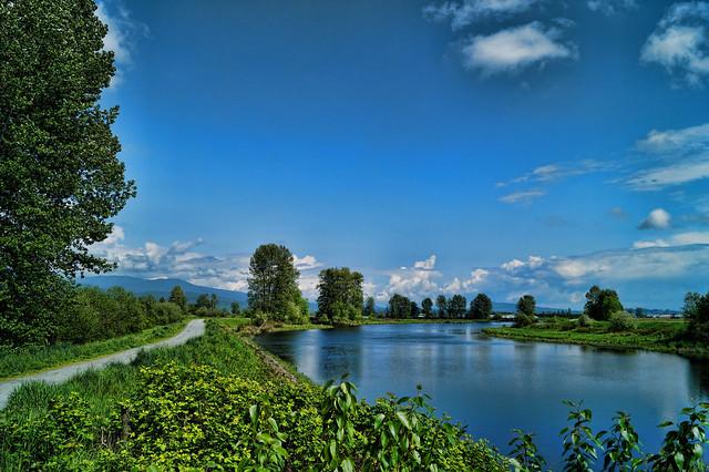 Riverside Stroll