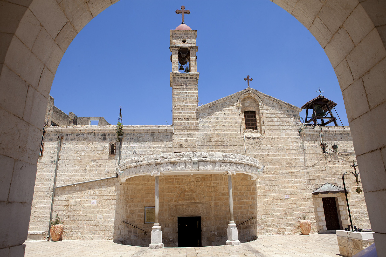 Nazareth_St Gabriel Church_1_Mordagan_IMOT