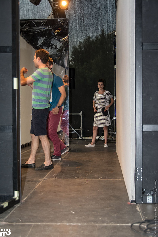 Gumshoes - backstage (0038)