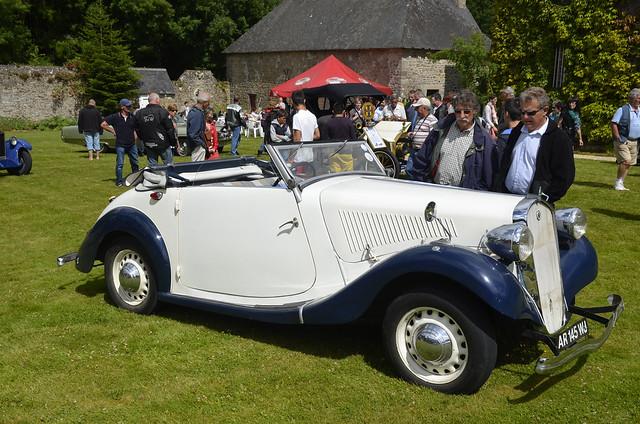 CABRIOLET CORRE la licorne 316 CLS 1938