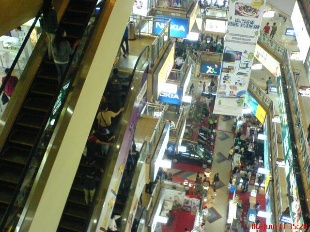 ITC ROXY MAS
