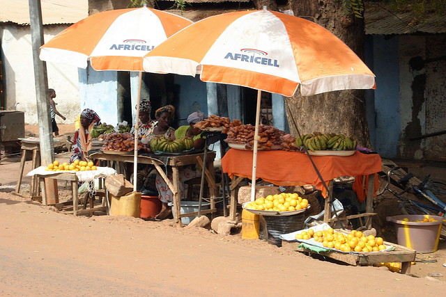 Basse, The Gambia