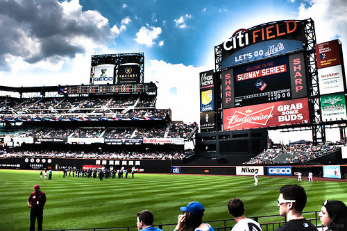 Citi Field - HDR Surrealistic | by r0sss