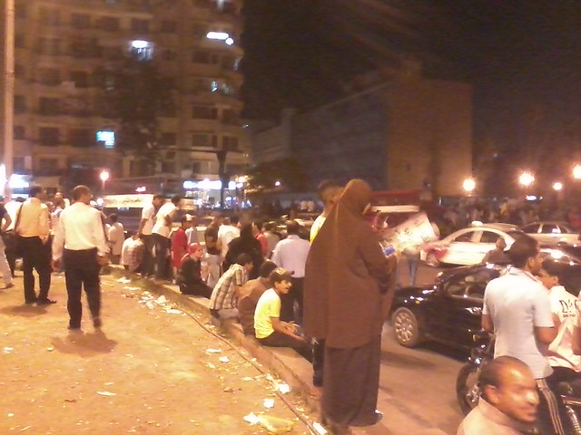كل الشعب فى التحرير #tahrir 25/7/2011