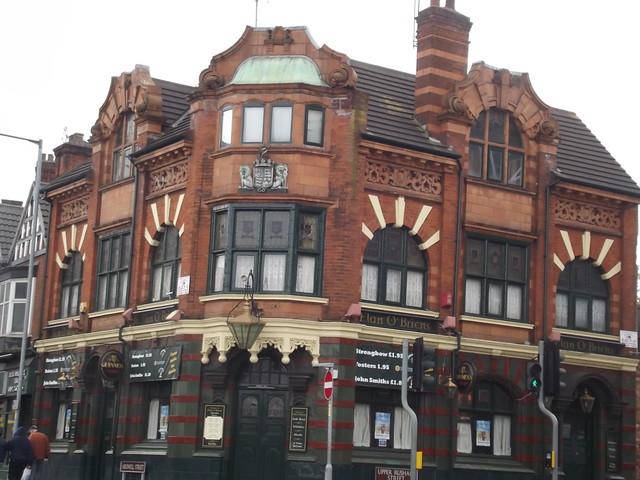 Flan O'Briens - Ablewell Street, Walsall