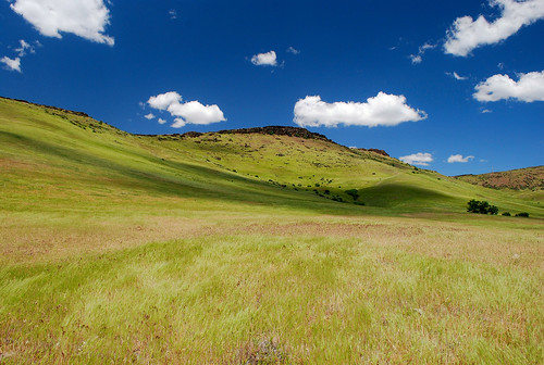 green nature clouds landscapes spring scenery hills idaho grasses blueskies boisefoothills