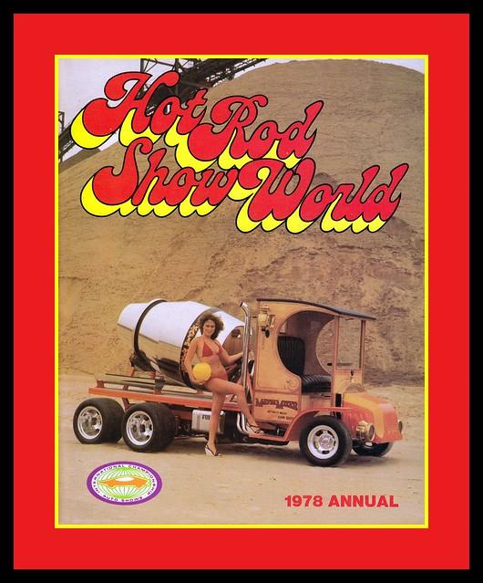 Hot Rod Show World, 1978