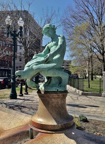 Burnside Fountain