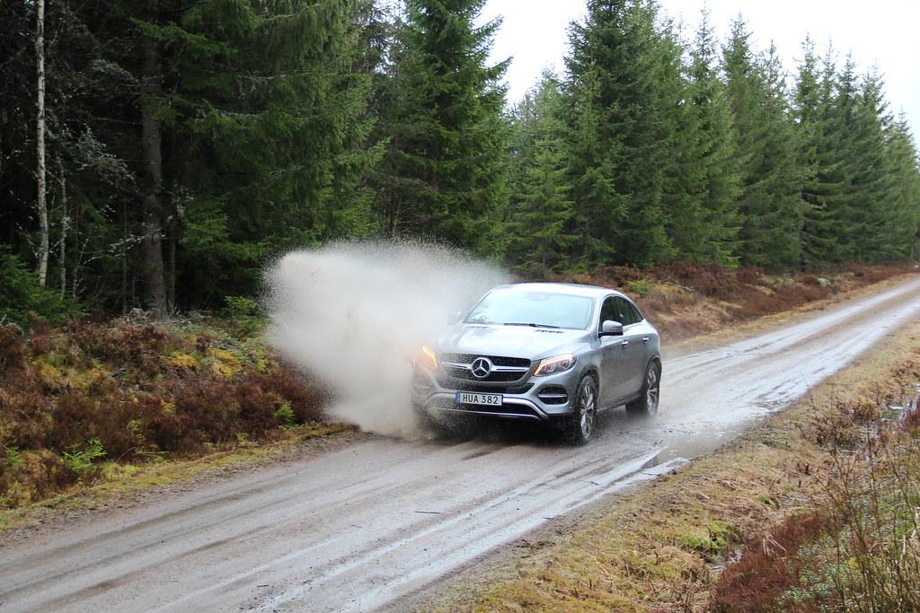 2016 Mercedes-Benz GLE 400 Coupé - SUVTEST.se