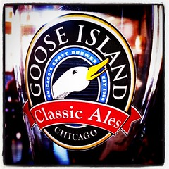 Goose Island tasting tonight @ Picasso's Coffee House!