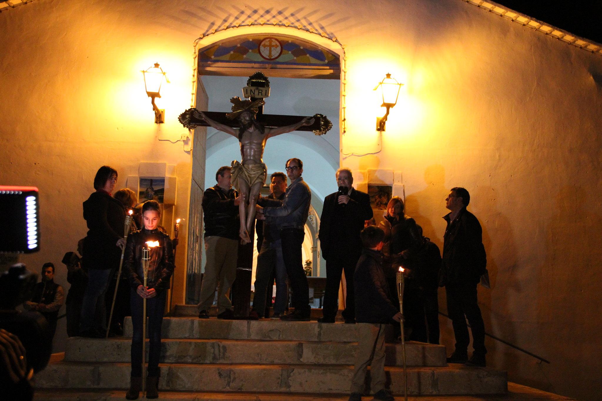 (2015-03-27) - VI Vía Crucis nocturno - Antonio José Verdú Navarro (03)