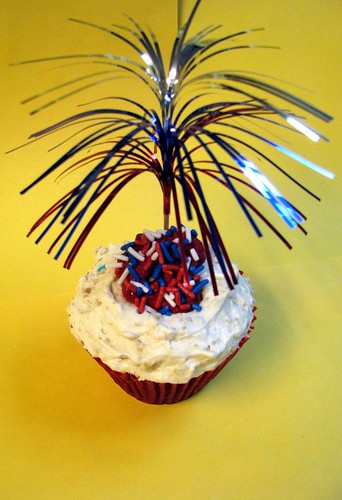 B. Frank Cranapple Beer Cupcake | by thenkv