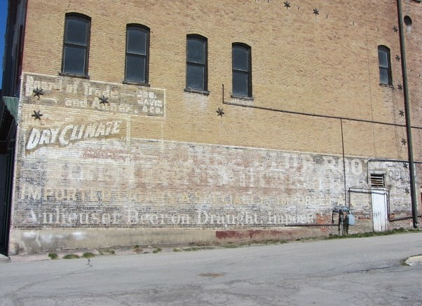 Ghost Signs in Leadville