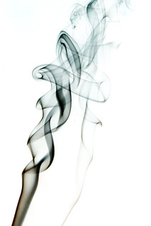 Smoke - Inverted | by DaveFrost