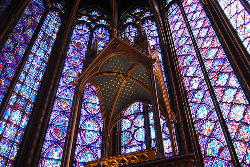 Saint Chapelle   by kbcool