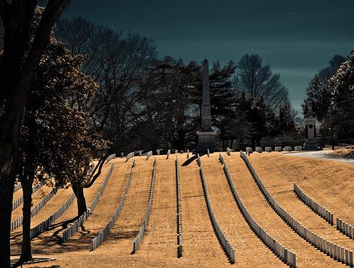 moon cemetery canon landscape nc north national carolina salisbury dslr t2i