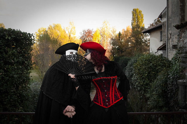Venice Masquerede: tell me a secret