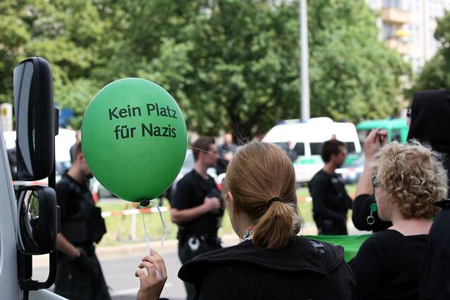 Nazikundgebung und Gegenprotest 17.06.2012 Berlin TR_04893
