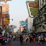 Bangkok, viajefilos en Khaosan Road 20