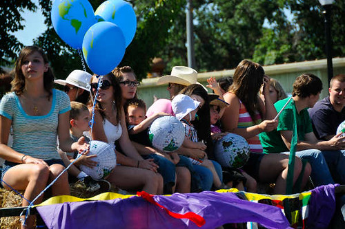 061811 Middletown Days - Parade kids | by LakeCoNews