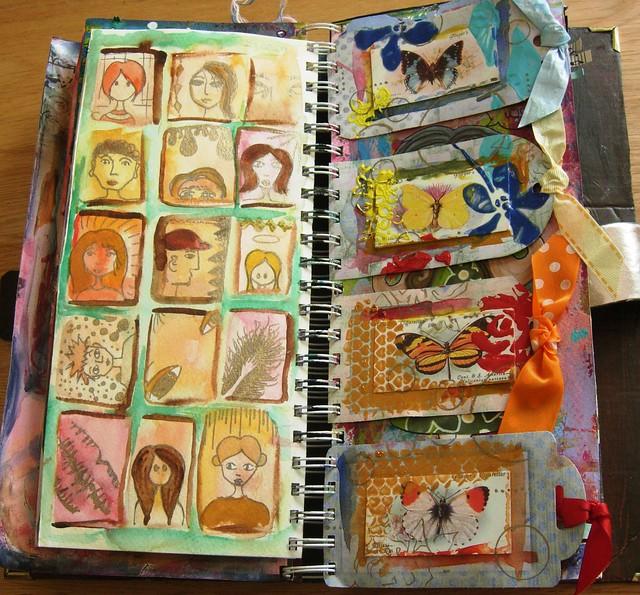 Tall Art Journal - Pic 13
