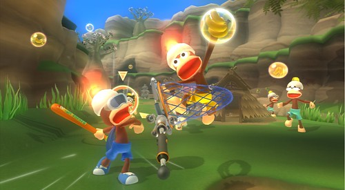 Playstation Move Ape Escape | by gamesweasel