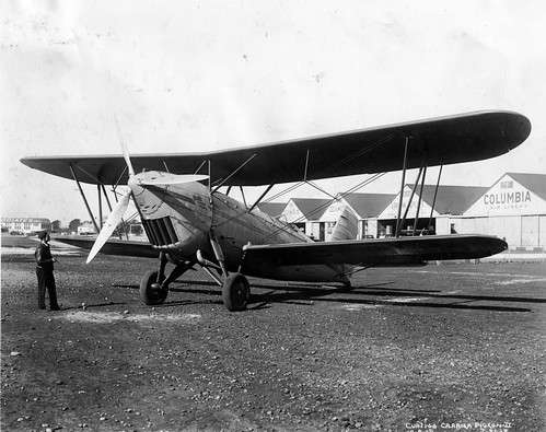 AL79-038 Curtiss Carrier Pigeon 2 NC985H