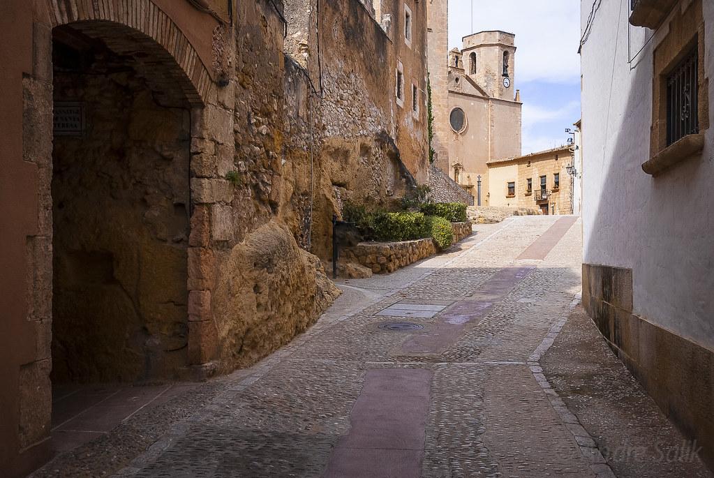 Altafulla. Архитектура барокко