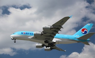 A380 Korean Air HL7627   by XFW-Spotter