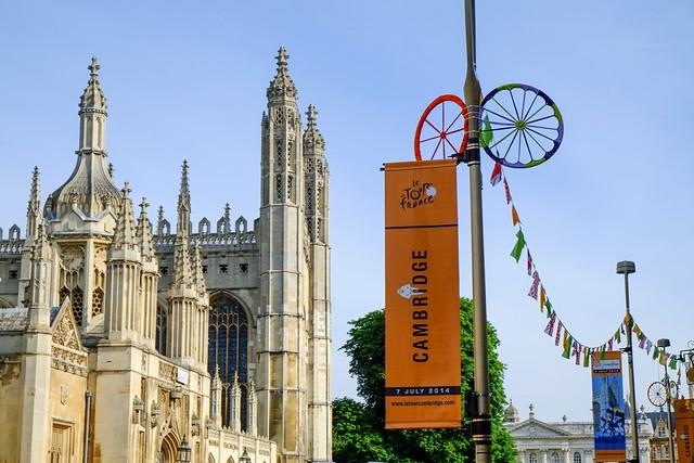 Le Tour Cambridge