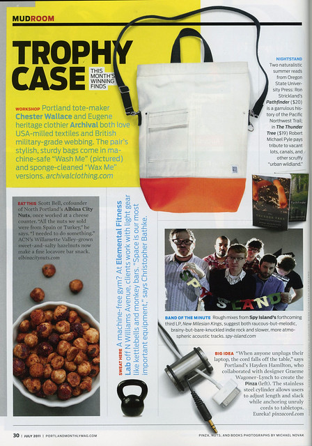 Portland Monthly July 2011