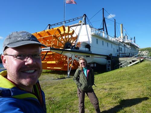 Alcan - Whitehore  - SS Klondike