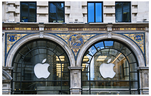 Apple Store in Soho | by swanksalot