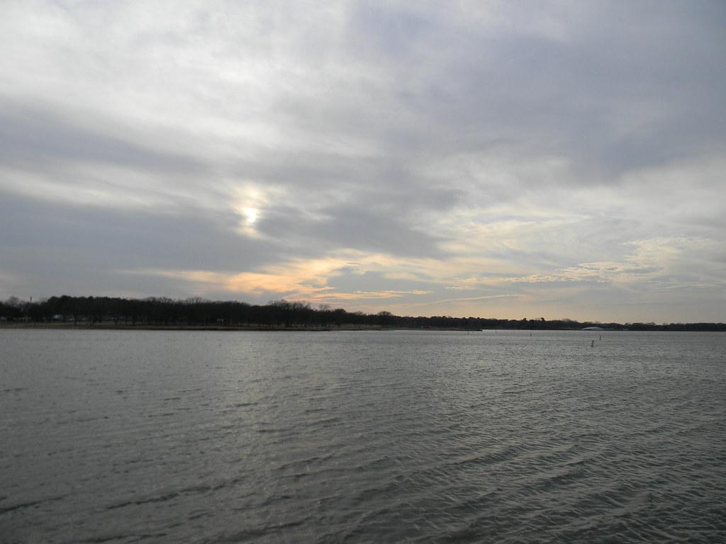 Lewisville Lake | Sunset at Lake Park in Lewisville Texas ...