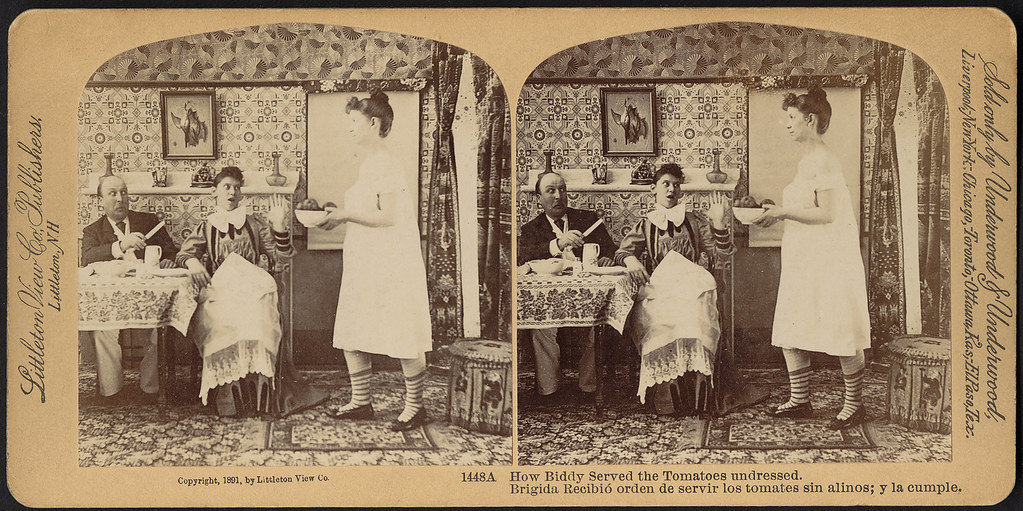 How Biddy Served The Tomatoes Undressed Local Accession Nu Flickr