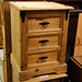 Waxed Pine 3 Drawer