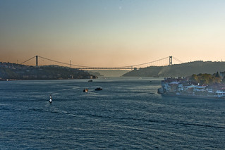Bosporus Strait and the sea of Marmara | by Konstantinos Kazantzoglou Momment Capture