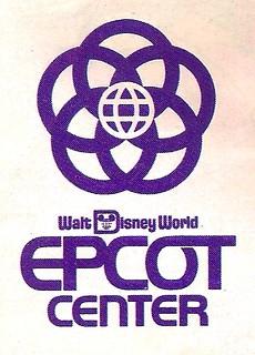 EPCOT Map 1983 1 | by Gator Chris