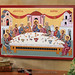 Mystical Supper icon from Monastery Icons