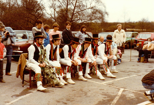 Oyster Morris Tinsley Green