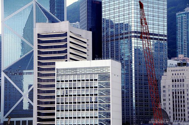 Hong Kong Up Close